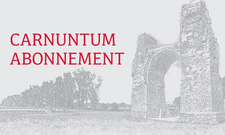 With the Carnuntum Subscription, you can experience the entire 2020 season along with many exclusive advantages!